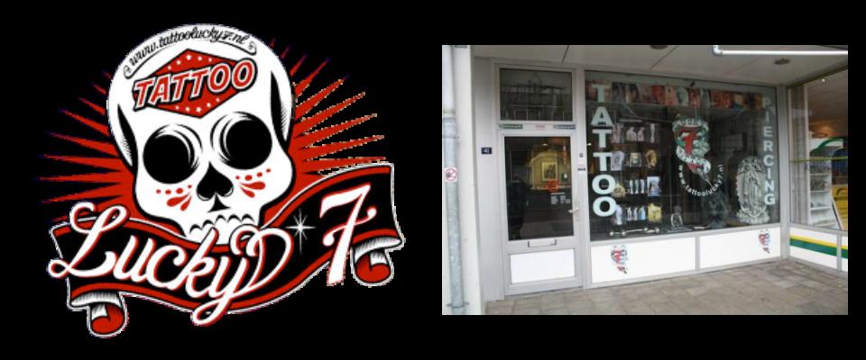 Tattooshop Assen header